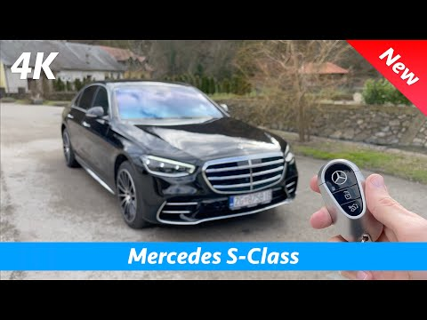 Mercedes S-Class 2021 AMG Line - Most in-depth review on INTERNET (4K) | Exterior - Interior, MBUX 2