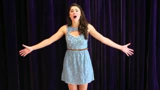 Brittney Santoro's Musical Theater Auditon Reel