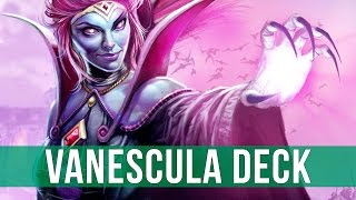 Chronicle: RuneScape Legends - Life Steal Vanescula Deck! (Gameplay)
