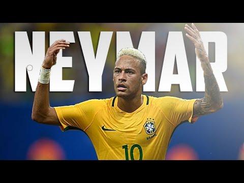 Neymar Jr. - Crazy Skills, Goals & Assists - 2016/17