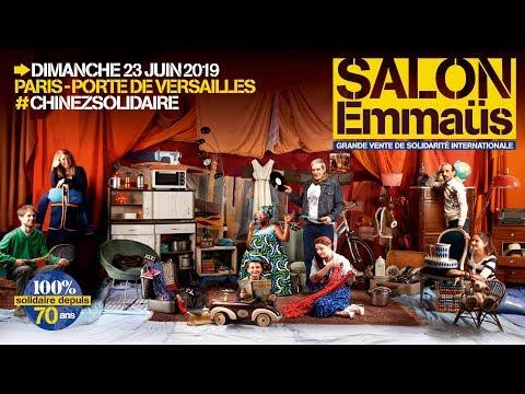 Salon Emmaüs 2019