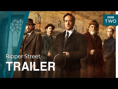 Ripper Street Season 4 UK Promo