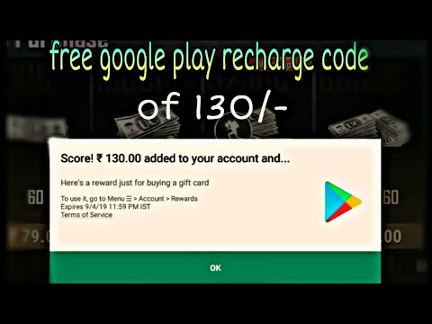 Get Free In Game PUBG Items When You By A Google Play recharge code