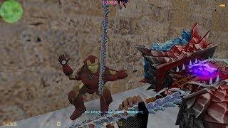 Counter-Strike 1.6:Зомби сервер Пьяные Зомби Z #409 cерия [ВИП+АДМИН+BOSS+СОЗДАТЕЛЬ]