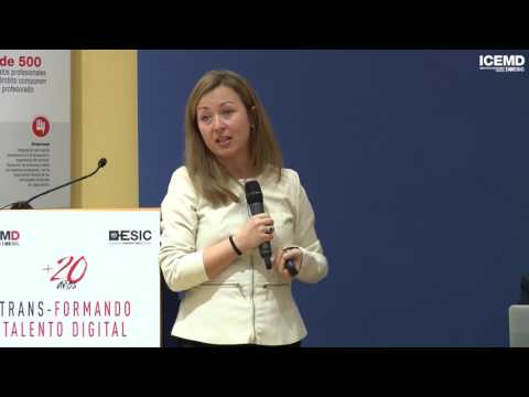 Transformación digital de los RR.HH de Vodafone – Bea Makowka (HR Digital Transformation & PMO de Vodafone)