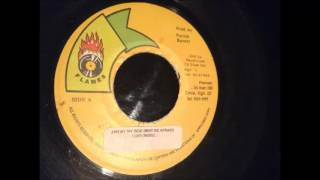 Tony Rebel - If Jah Is Standing By My Side ( Lala Bella Riddim )