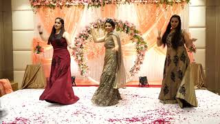 Engagement Dance l Brother's Wedding  Sister Surprise Dance for Brother   Sangeet Ceremony