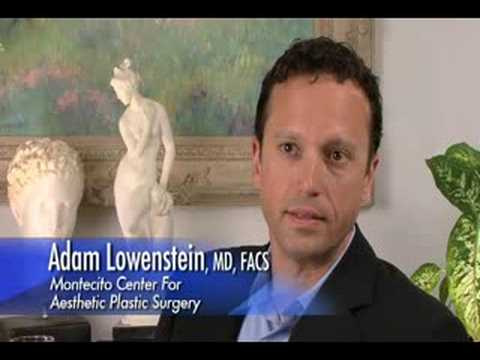 Plastic Surgeon in Santa Barbara ~ Dr. Adam Lowenstein