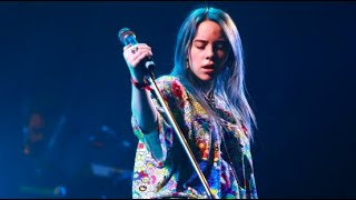 Billie Eilish - my boy (Live 2018)