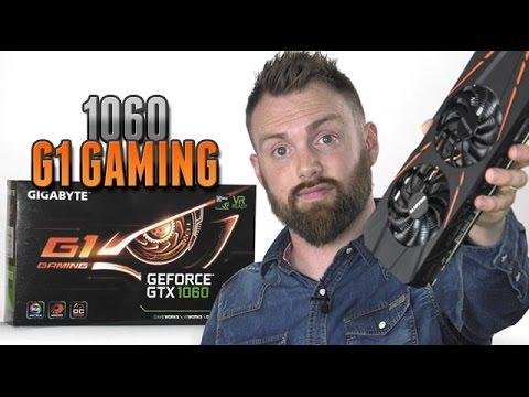 GIGABYTE GTX 1060 G1 Gaming Review [4K]