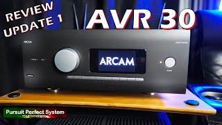 ARCAM AVR 30 Flagship AV Receiver vs AVR 850 REVIEW UPDATE ONE Sound Quality