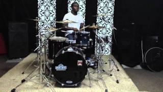 SISQO - Lastnight (drum cover by CHUZIE)