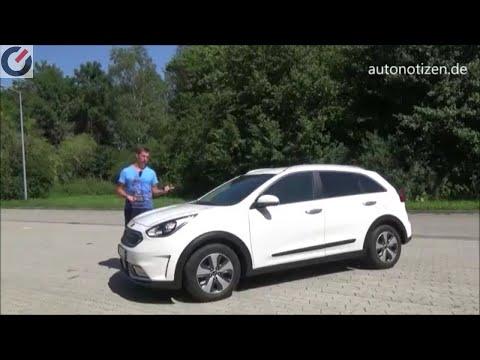 Kia Niro Hybrid Fahrbericht / Review / Test