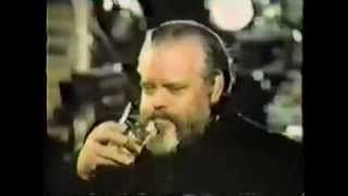 Orson Welles for G&G whisky (Japan commercial)