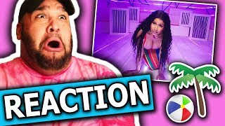 Nicki Minaj   MEGATRON (Music Video) REACTION