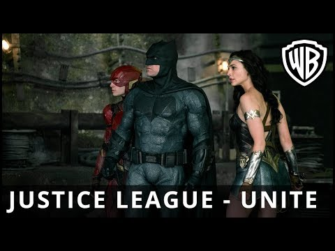 Justice League (International Trailer 3)