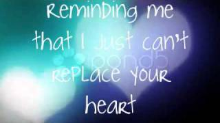 Replace Your Heart - The Wanted+Lyrics