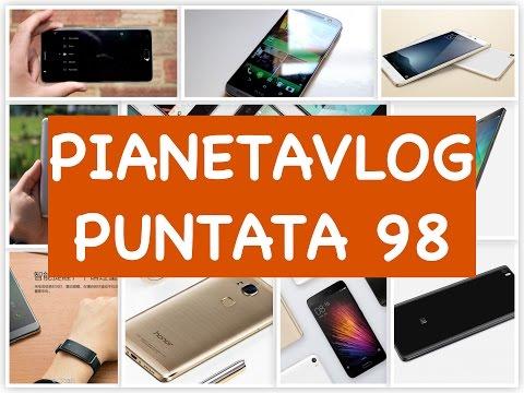 Foto PianetaVlog 98: Xiaomi Mi5s, Mi QiCycle, Honor 8, Honor 5C, RAM OnePlus 3