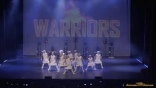 XB GENSAN @ DANCE2DANCE 2016 (1ST PLACE WINNERS)