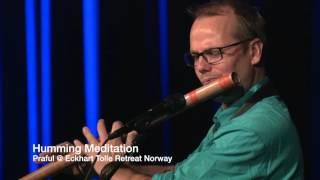 Praful Live @ Eckhart Tolle Retreat, NO - Impressions 1/ Meditations
