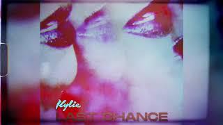 Kadr z teledysku Last Chance tekst piosenki Kylie Minogue
