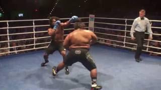 Island Fights 38 Chris Barnett vs Demarcus Kemp