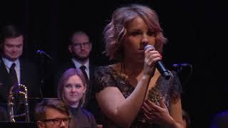 Kristine Praulina & Latvian Radio Big Band - Arms Around Me (Live @ The Kennedy Center Washington)