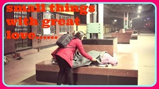 Vlog#4/Small things with great love/Indian girl channel trisha