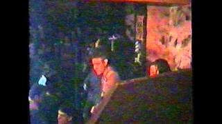 7 SECONDS live 1991, AJZ Homburg / Germany
