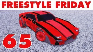 Freestyle Friday 65 With IMPERATOR | Rocket League | JHZER