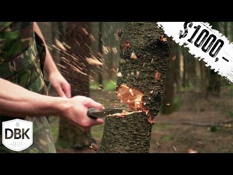 KING Of All Knives | The $1000,- Beast Fällkniven