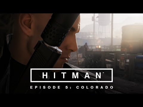 HITMAN - Episode 5: Colorado Launch Trailer thumbnail