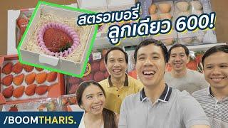กินสตรอเบอรี่ 12 แบบ! อันไหนอร่อยสุด?!