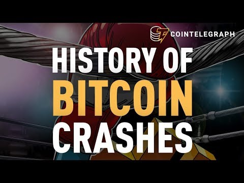 A History of Bitcoin Crashes | Cointelegraph