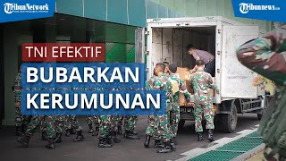 Gubernur Ganjar Pranowo: TNI Efektif untuk Bubarkan Kerumunan Selama Masa Pandemi Covid-19