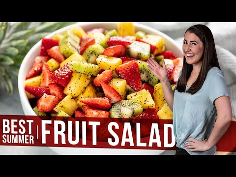 How to Make the Best Fruit Salad