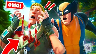 DO WHAT WOLVERINE SAYS... or DIE! (Fortnite Simon Says)