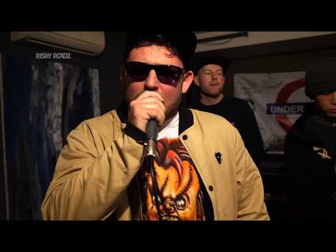 RISKY ROADZ GRIME WORLDWIDE JAPAN GRIME CYPHER Catarrh Nisin, Beyond, Numb'n'dub and more!!