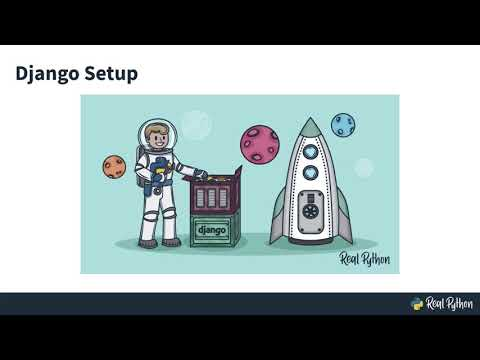 The First Steps to Set Up a Django Project thumbnail