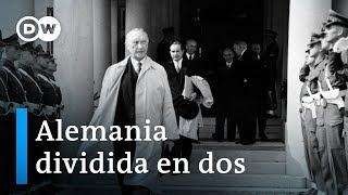 1949: Un año, dos Alemanias | DW Documental