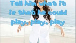 Charice- Nobody's Singin' to Me w/ lyrics