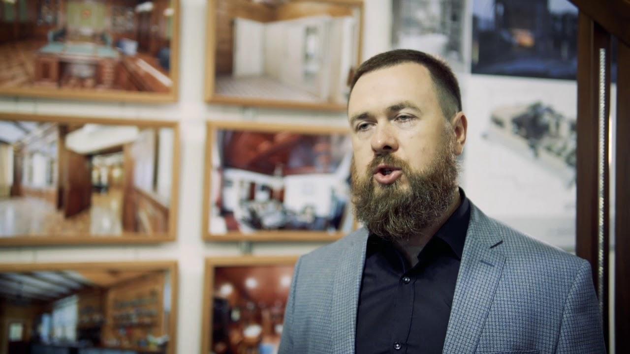 Выставка СТРОИМ ДОМ. Интервью с руководителем комании LANKONI Синельниковым Дионисием Алексеевичем