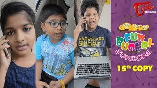 Fun Bucket JUNIORS | Episode 15 | Comedy Web Series | TeluguOne