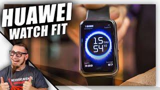Huawei Watch Fit - Die Smartwatch mit Fitness Coach! - Test