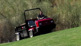 Toro Heavy-Duty Workman Automatic