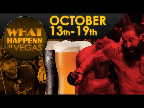 Las Vegas Events October 13-19 | Whats Happening in Vegas
