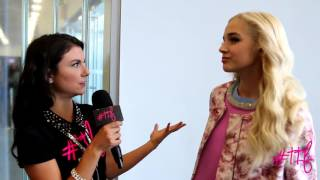 Official interview with singer That POPPY