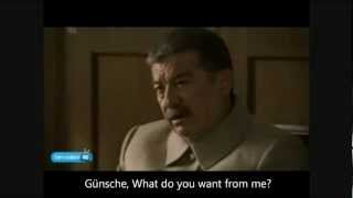 Günsche and the Stalin incident