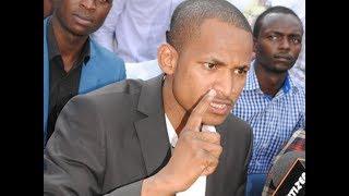Mbunge wa Embakasi East Babu Owino atiwa mbaroni baada ya madai ya matusi