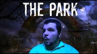 Пьяная МАМАША бегает по ПАРКУ The Park